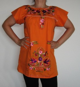 Mexican Tunic Summer O