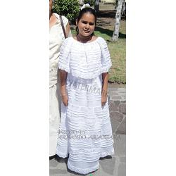 "Girl Mexican Outfit ""Blanco\"""