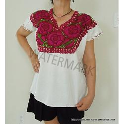 "Mexican Blouse ""Ilusiones B\"""