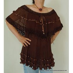 "Mexican Blouse ""Patti"""
