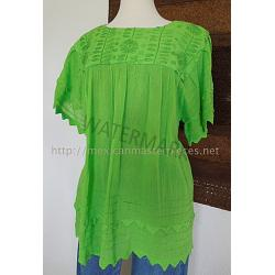 "Mexican Blouse ""Picos V\"""