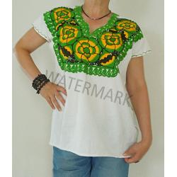 "Mexican Blouse ""Ilusiones\"""