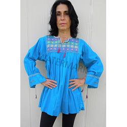 "Mexican Tunic ""Colores T\"" AGT T"
